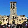 Arcos de la Frontera - Saint Mary´s Basilika
