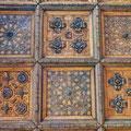 Sevilla - Real Alcázar - Detail Decke