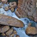 Caminito del Rey - der Rio Guadalhorce formt die Schlucht