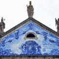 Azulejokirche in Cortegaca