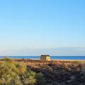 Manta Rota - Strand