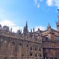 Sevilla - Cathedral.