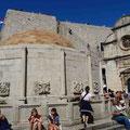 Brunnen Altstadt Dubrovnik