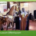 Plakat Gestürsmuseum Offenhausen.