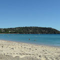 Strand bei Pampelone.