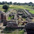Sao Cucufate römische Ruinen