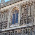 Toledo - Kloster San Juan de los Reyes mit den Ketten befreiter Christensklaven aus Ronda