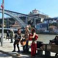 Porto - Straßenkünstler