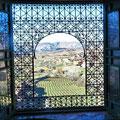 Blick aus einem Fenster der Kasbah.