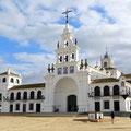 El Rocio - Kirche