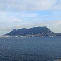 Blick auf Gibraltar.