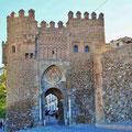 Toledo - Tor Puerta del Sol