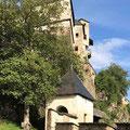 Burg Hochosterwitz in Kärnten
