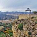 Ronda - Pavillion mit toller Aussicht