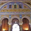 Sevilla - Real Alcázar - maurischer Prunksaal