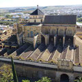 Cordoba - Mezquita - Blick vom Glockenturm