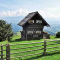 Kleines, romantisches Häuschen beim Gipfelhaus Magdalensberg