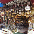 Marrakech - in den Souks ...