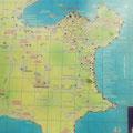 Plan St. Tropez und Umgebung