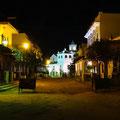 El Rocio - in der Nacht