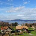 Schweizer Landschaft.