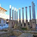 Cordoba - Überreste eines römischen Tempels