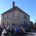 Ehemaliges Schulhaus in Gruorn.