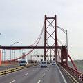 Hängebrücke Lissabon