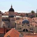 Dubrovnik - Impressionen von einem Rundgang über die Stadtmauer