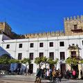 Arcos de la Frontera - Rathaus
