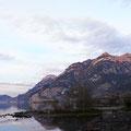 Vierwaldstätter See.