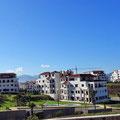 Neubauten in Cabo Negro.
