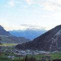 Schweizer Alpen.