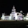 El Rocio - Kirche in der Nacht