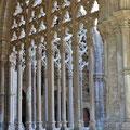 Lleida - Catedral Antigua, Kreuzgang
