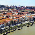 Porto - Blick von der Ponte de Luiz I.