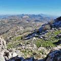 El Torcal - und immer wieder grandiose Aussichten