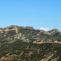 Berge bei Sebta/Ceuta.