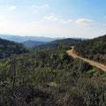 Bergwelt Portugal.