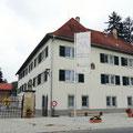Eingang Gestüt Marbach