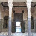 ... weckt Erinnerungen an die Alhambra.