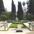Garten Snane Sbil in Fes.