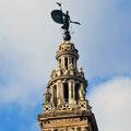 Sevilla - Cathedral - Turmaufsatz.
