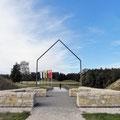 Eingang zur Heuneburg