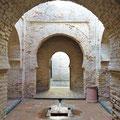 Jerez - orientalische Architektur im Alcazar