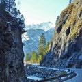 Durch die österreicher Alpen.