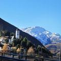 St. Gotthard bei Andermatt.