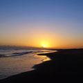 Manta Rota - Sonnenuntergang