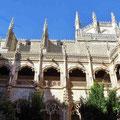 Toledo - Kloster San Juan de los Reyes