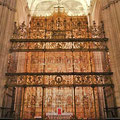 Sevilla - Cathedral - Hochaltar.